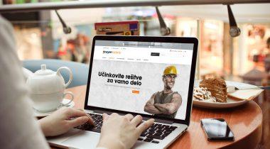 Prenovljena spletna stran in trgovina