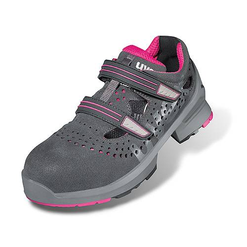 Sandal uvex 1 / 8560 S1 SRC / ženski
