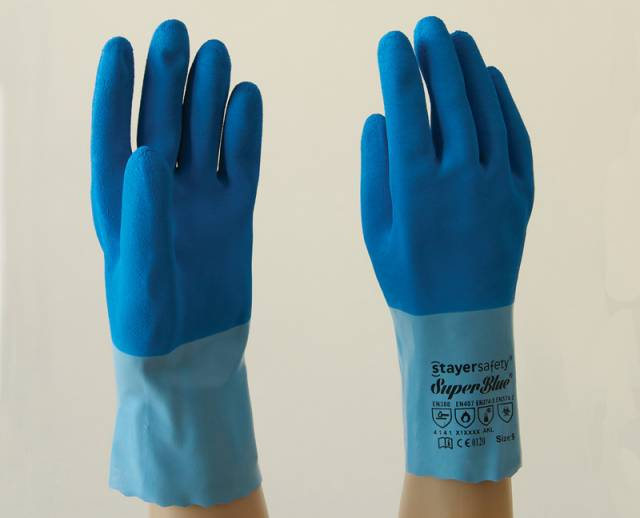 Rokavica StayerSafety® Super Blue
