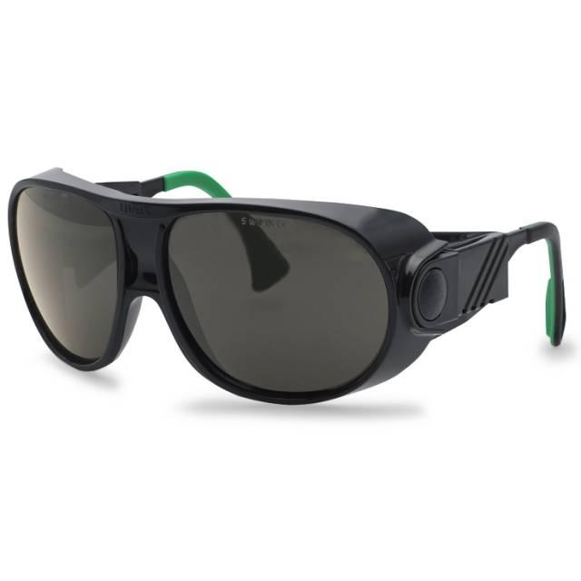 Očala uvex futura / varilska / DIN 3 / 9180.143