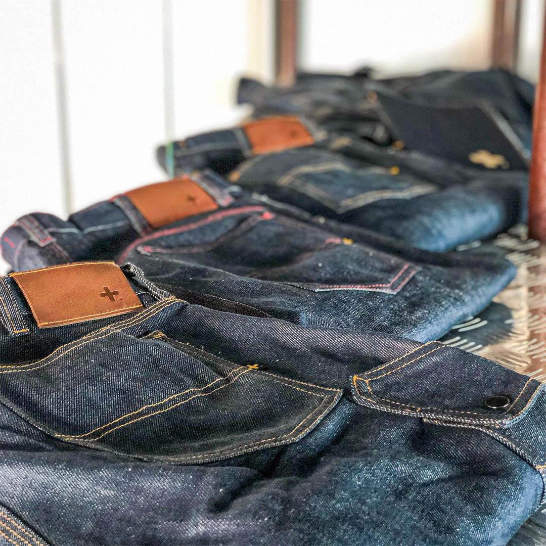 Delovni jeans PLUS®